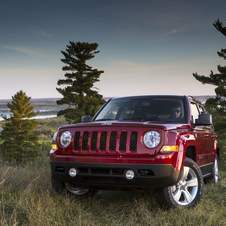 Jeep Patriot Freedom Edition AWD