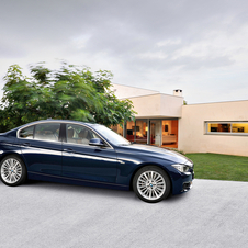 BMW 320d AT Luxury