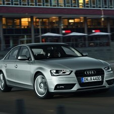 Audi A4 2.0 TDI Ambition multitronic