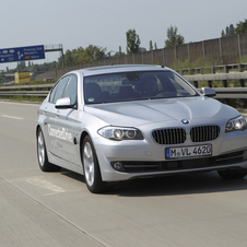 The vehicles will test on European roads in 2013 and 2014