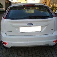 Ford Focus Hatchback 1.6 TDCi DPF Style