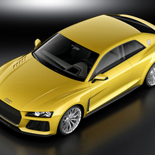 The Sport Quattro is much more likely to enter production first