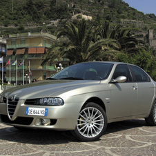 Alfa Romeo 156 1.9 JTD 16V Business