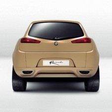 It will share a platform with the Fiat 500X and upcoming Jeep Liberty successor