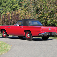 Ford Thunderbird 'F-Bird' Convertible
