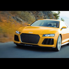 The Sport Quattro Concept does not look like it but packs a ton of power