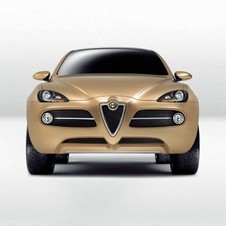 Alfa Romeo first showed the Kamal concept in 2003
