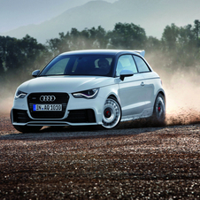 Audi Making 333, 256hp A1 Quattro Hot Hatches