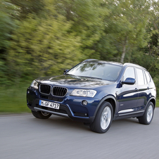 BMW X3 xDrive28i Automatic