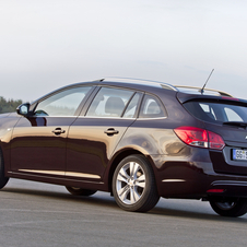 Chevrolet Cruze Station Wagon 1.4