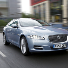 Jaguar XJ 3.0 V6 Diesel S Supersport