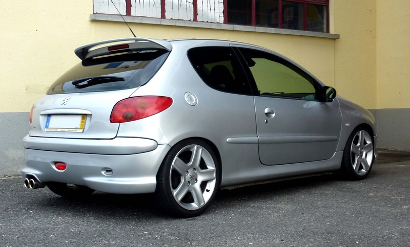 peugeot 206 rc    1 photo et 81 sp u00e9cifications    autoviva fr