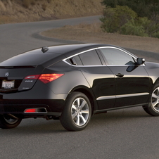 Acura ZDX with Advance Package