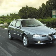 Alfa Romeo 156 1.9 JTD 16V Sportwagon Business