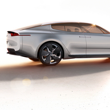 It will probably use the Hyundai Genesis chassis