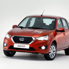 The fourth model of the new Datsun brand is a sporty five-door hatchback