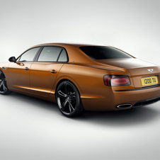 Bentley Continental Flying Spur W12 S