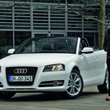 Audi A3 Cabriolet 1.2 TFSI Attraction