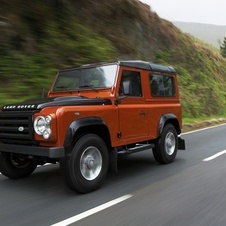 Land Rover 110 Defender Hard Top E