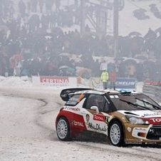 Sebastien Loeb has started his final season with a win