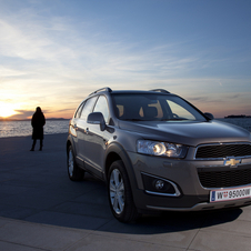 Chevrolet Captiva V6 3.0 4WD