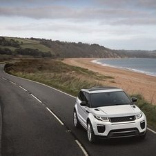 Land Rover Evoque 2.0 Si4