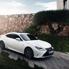 Lexus RC 300h Executive