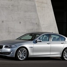 The BMW 520d is the second best selling imported car in Korea