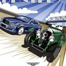 Bentley and rolls Royce come full circle