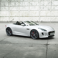 O novo F-Type British Design Edition foi concebido com base no F-TYPE S Coupé e Convertible