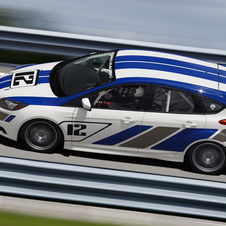 Ford unveil the latest in a long line of ready to go race cars