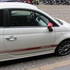 Fiat 1500S Berlina Abarth
