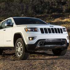 Jeep has the refreshed Grand Cherokee coming later this year