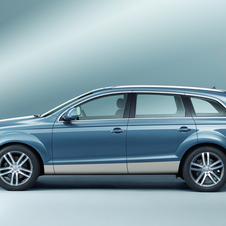 Or have always been over-sized like the Audi Q7.