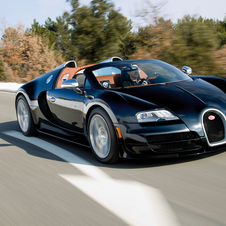 Bugatti's president says that a more powerful Veyron is not coming