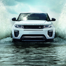 Land Rover Evoque Coupé 2.0 Si4 4x4