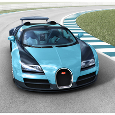 However, Veyron production has to hit 450 units before the replacement comes