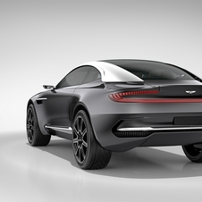 The DBX Concept allows Aston Martin to widen its appeal and reach a more diverse global audience