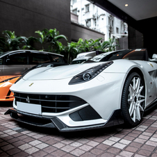 Ferrari F12 Spia by DMC