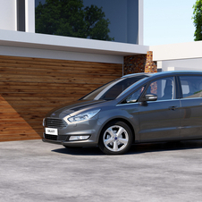 Ford Galaxy 2.0 TDCi Titanium Powershift