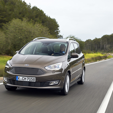 Ford C-Max 1.5 TDCi Titanium Powershift