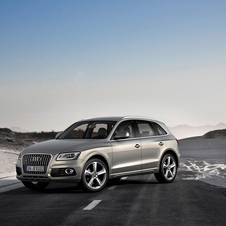 The Q5 is among Audi's biggest sellers in China