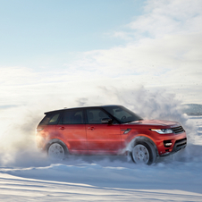 The Range Rover Sport is the latest vehicle from Land Rover.