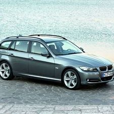 BMW 320d Touring Sport Plus