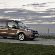 Ford Grand Tourneo Connect 5L 1.6 TDCi Titanium