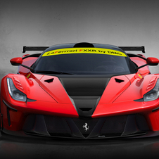 Ferrari LaFerrari FXXR by DMC