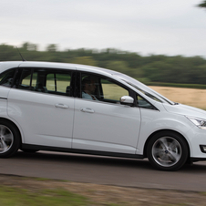 Ford Grand C-Max 1.5 TDCi Titanium Powershift