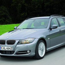 BMW 318d Edition Exclusive