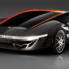 Bertone Nuccio Wedge-Shaped Concept Coming to Geneva