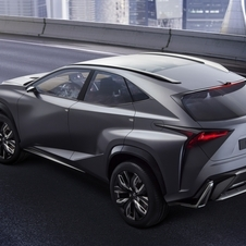 The car is meant be Lexus' entry into the crowded compact, luxury crossover market